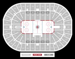 bell center floor plan u s bank arena seating charts