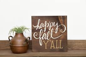 fall entertaining and decor etsy