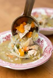 thanksgiving leftovers soup camille styles