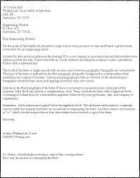 5 business letter format template letter format forstandard
