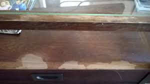 how to fix water damage on wood table wood how to fix water damage to wooden table home improvement