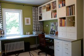L Shaped Desk For Home Office Home Office Make Over Almost 100 Ikea Ikea Hackers Ikea
