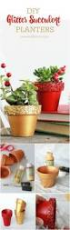 20 sparkly diy glitter project ideas listing more