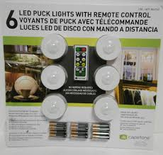 puck lights with remote capstone lighting 6 led puck lights with remote control new puck