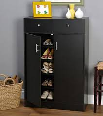 Janitorial Storage Cabinet Black Storage Cabinet With Doors Finelymade Furniture