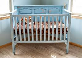 Ellery Round Crib by Crib Makeover Averie Lane Crib Makeover