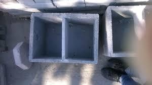 Conhecido Artefatos de Cimento - Fort Bloco - Locação de Andaimes e  @WV01