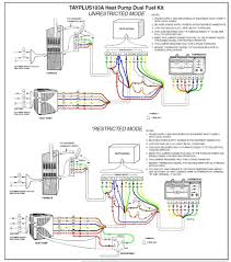 honeywell ct87n4450 thermostat wiring diagram on images at two