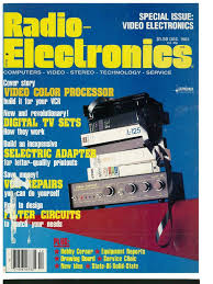Heath Zenith Sl 4100 Bk A by Radio Electronics Magazine 12 December 1983 Videocassette