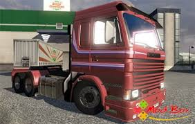 Interior Truck Scania Scania 113h Truck With Interior Ets 2 Trucks Modbox Us