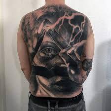 tattoo back face 120 full back tattoos for men masculine ink designs