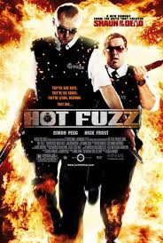 Hot fuzz film complet