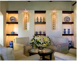 living room displays a special display of art traditional living room los angeles