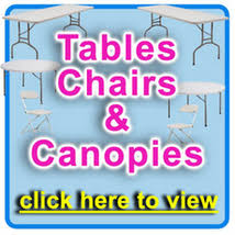 rent tables and chairs for party party rentals in newport california party rentals newport