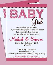 top 17 baby shower gift registry invitation wording 2017