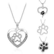 pet memorial necklace online shop silver animal pet memorial necklaces cat dog