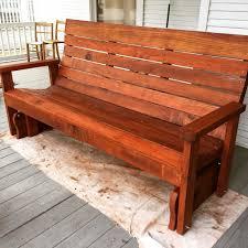 Vintage Redwood Patio Furniture - solid redwood outdoor furniture home designing redwood outdoor