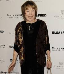 shirley maclaine 80 reflects on her legacy in touching new