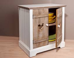 meuble de charme meuble 2 portes motif poule becquet