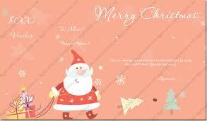 christmas gift card template editable gift tag template a