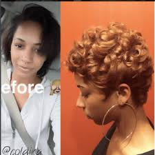 can you sew in extensions in a pixie hair cut kayla winkfield columbus oh voice of hair