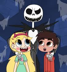 jack has a planning holiday with star and marco by deaf machbot on