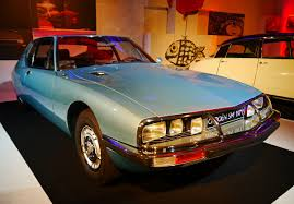 Citroën Sm Wikipedia