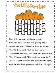 best 25 5 little pumpkins ideas on pinterest five little