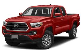 tacoma toyota 2003 2018 toyota tacoma sr5 v6 4x2 access cab 127 4 in wb pricing and