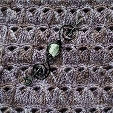 broomstick crochet quadrilateral a broomstick lace shawl allfreecrochet