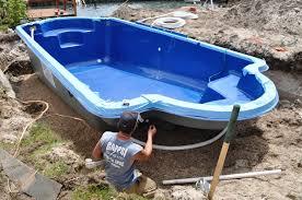 prefabricated pools island inground fiberglass swimming pools ny