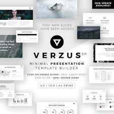 keynote themes compatible with powerpoint verzus minimal powerpoint template keynote and google slides