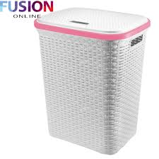 decorative laundry hampers large laundry basket washing clothes storage hamper rattan style