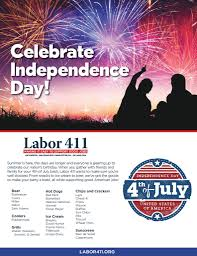 Union Made Products To Celebrate The 4th Of July South Bay Afl