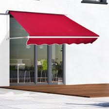 Awning Furniture Aosom Awnings Tents Canopies U0026 Gazebos Outdoor