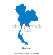 thailand vector map thailand map stock images royalty free images vectors