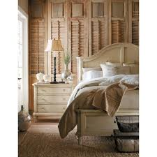 Bedroom Set With Media Chest Stanley Furniture European Cottage Portfolio Panel Bedroom Set In