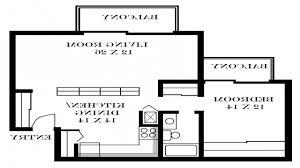 Floor Plans Apartment by Home Design 81 Astounding Efficiency Apartment Floor Planss
