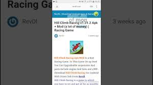 download game hill climb racing mod apk unlimited fuel hill climb racing mod apk 2017 unlimited fuel money youtube