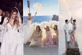 Celebrity Wedding Dresses Celebrity Wedding Dresses Stylebistro