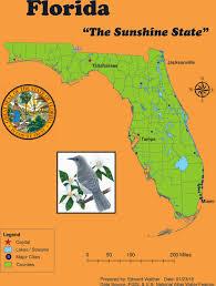 The Map Of Florida by Edward U0027s Blog Gis3015 Module 2 Coreldraw X7