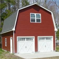 gambrel garage get a gambrel garage built in big sandy tennessee detached