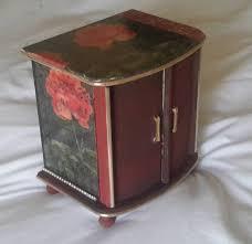 shabby chic jewellery box musical jewelry box butterflies vintage