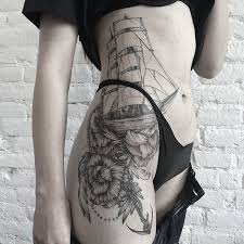 Nautical Tattoos by Best 25 Nautical Tattoo Sleeve Ideas Only On Pinterest Sea