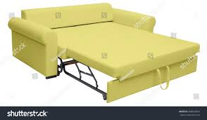 Yellow Sofa Bed Sofa Bed Transformer Stock Photo 498022924 Shutterstock