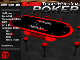 10 player poker table second life marketplace blazen poker 1 10 player tournament