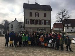 Bad Liebenzell Umwelt Und Natur Schützen U2013 Vollmaringer Sammeln Müll Bei