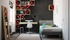 Bedroom Ideas In Red And Black Super Colorful Bedroom Ideas For Kids And Teens