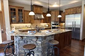 Hickory Kitchen Cabinets Home Depot Kitchen Prefab Kitchen Cabinets Rustic Wood Kitchen Cabinets