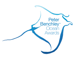 Peter Benchely - the peter benchley ocean awards blue frontier campaign